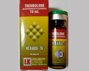 Buy Hexabo L76mg/ml (10Ml Vial) Trenbolone Hexahydrobenzylcarbonate for sale online